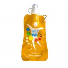 Бутылка желтая